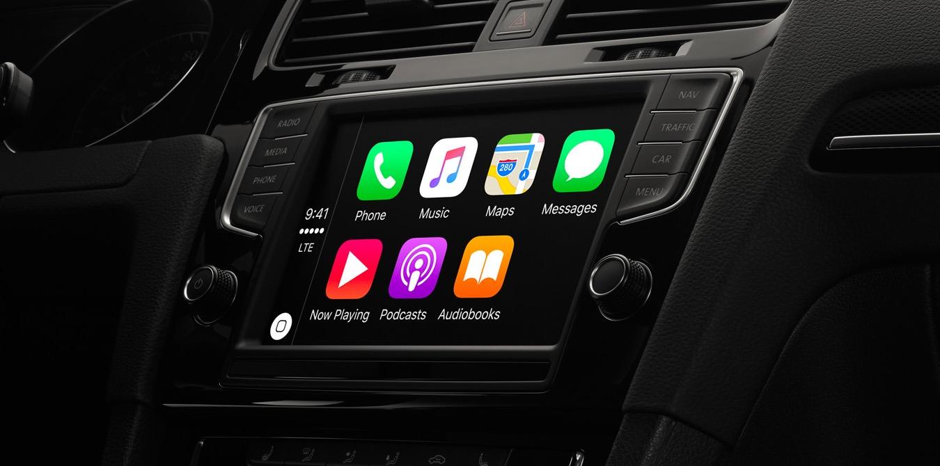 出典 : Apple CarPlay公式サイト