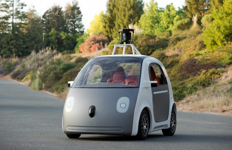 Googleの自動運転2