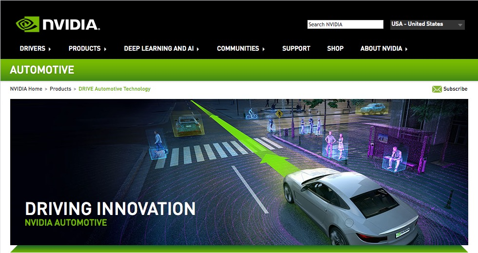 DRIVE Automotive Technology