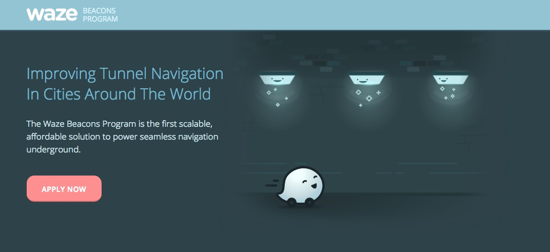Waze Beacons Program