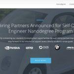 オンラインで自動運転車の開発スキルを学べる!?Udacityが提供する自動運転システムの専門プログラムとは