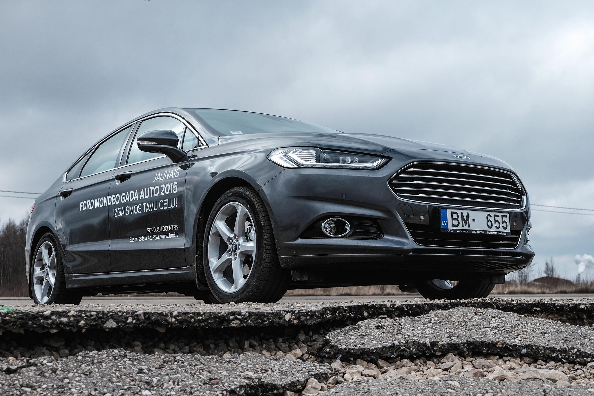 フォードの次世代運転支援システム