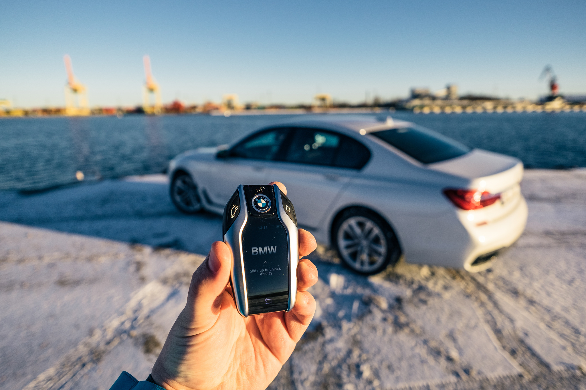 BMWの運転支援システム