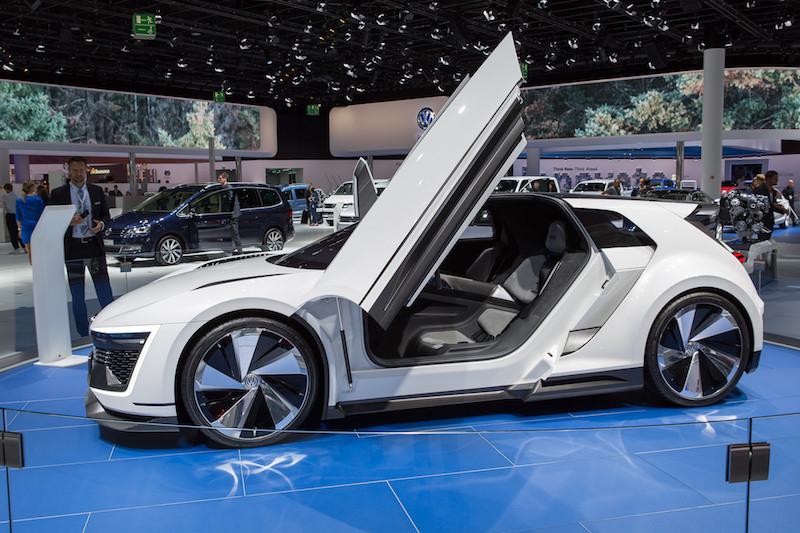 Volkswagen Golf GTE Sport - IAA 2015