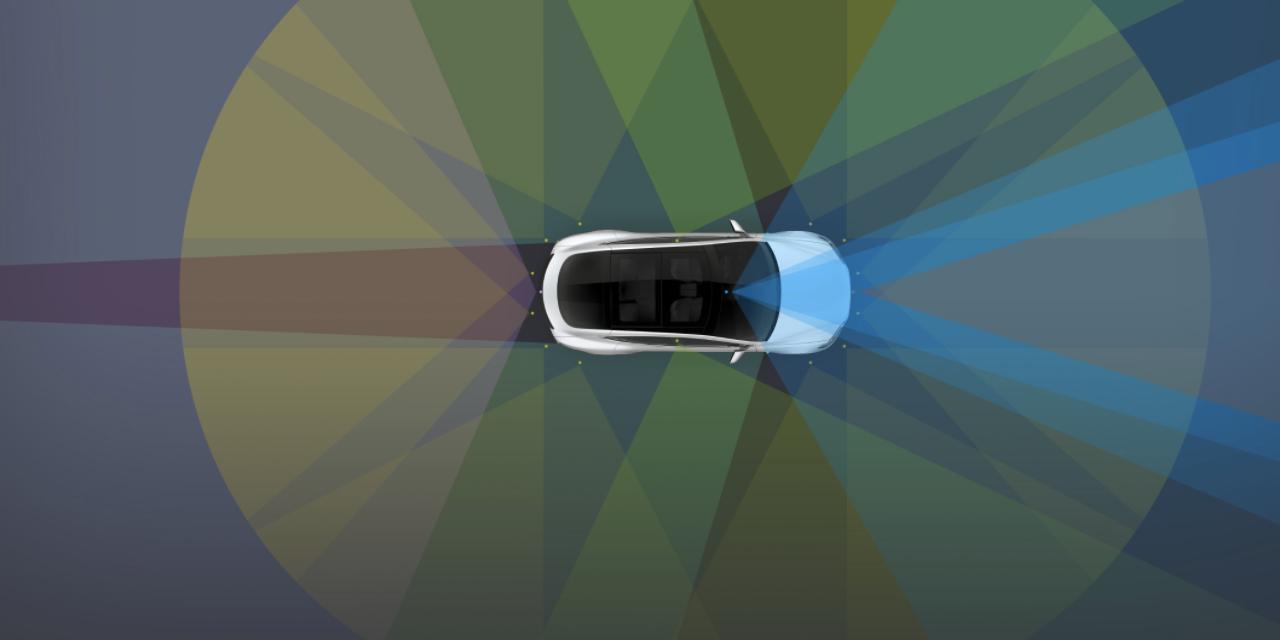 自動運転車におけるセンサーの重要性と技術