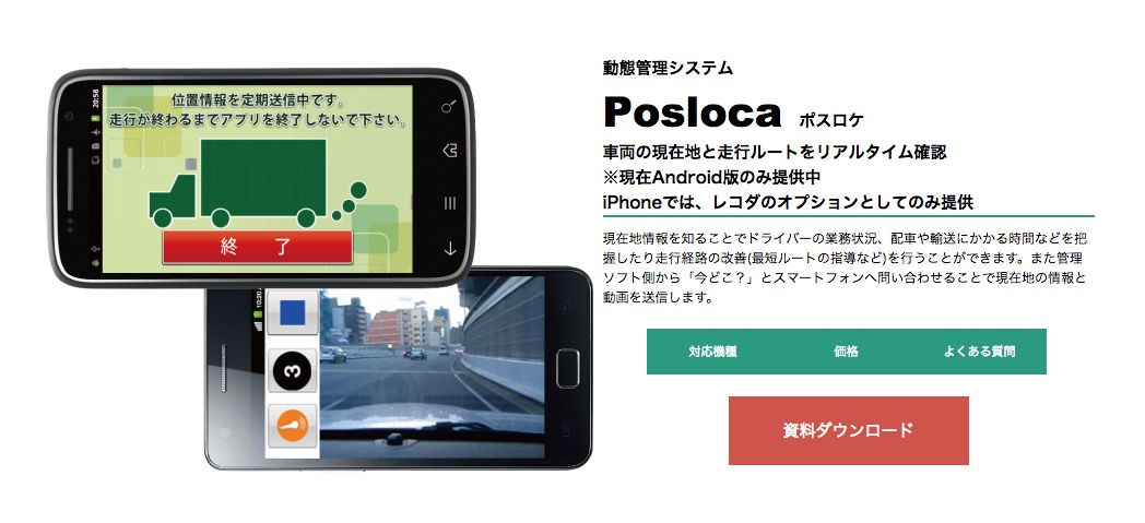 Posloca(ポスロケ)
