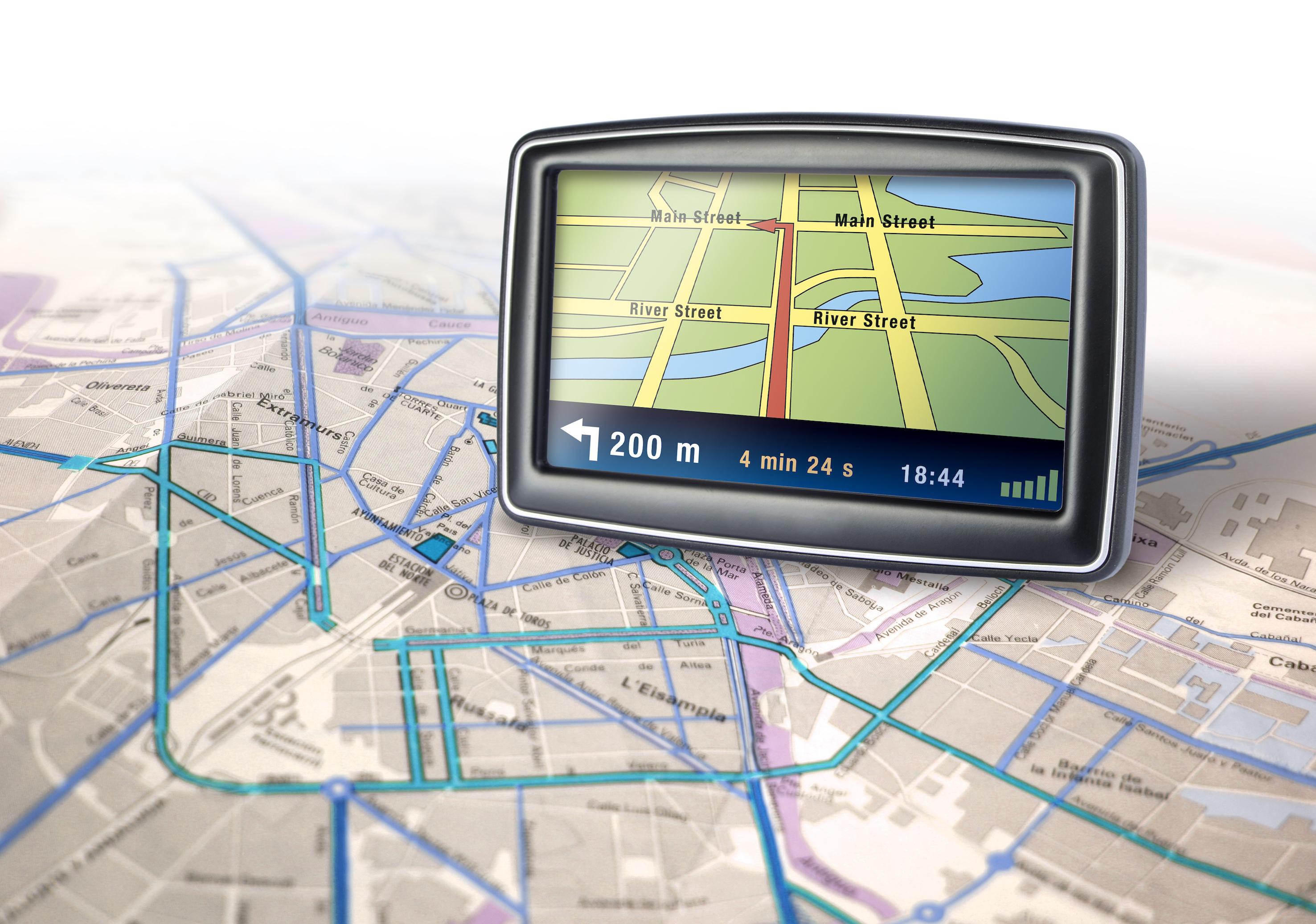 行動監視だけではない!社用車をGPSで管理することの価値