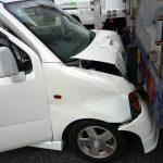 社用車での交通事故