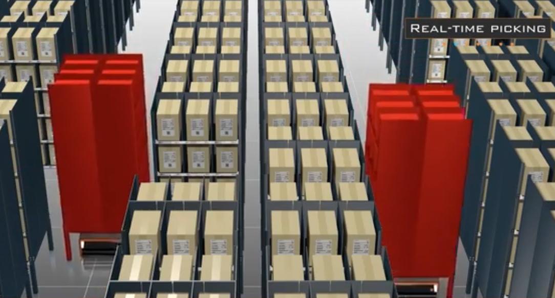 見える化から最適化へ、在庫管理だけではない倉庫システム