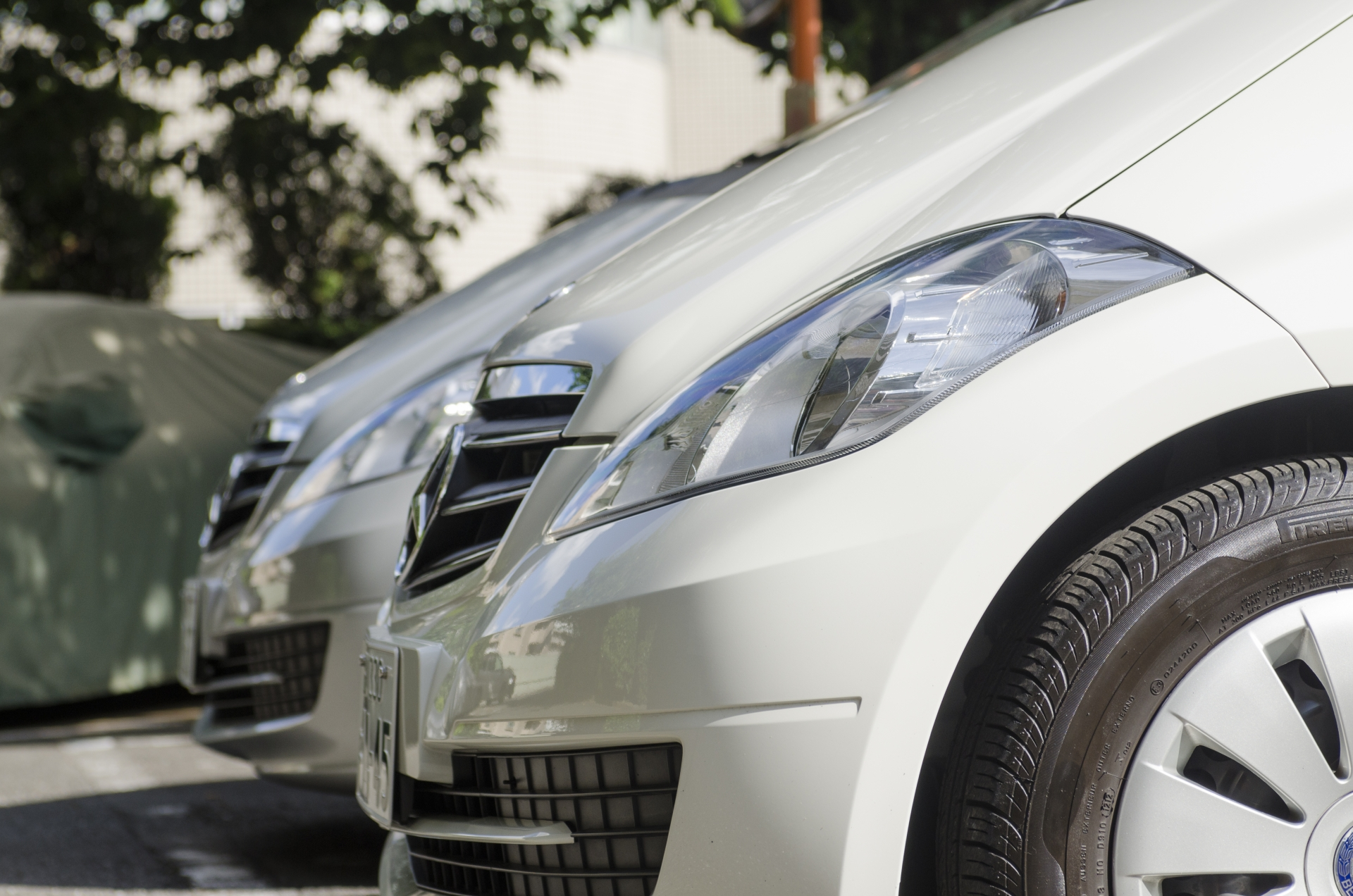 「動く資産」社用車を守るための車両管理の方法とは