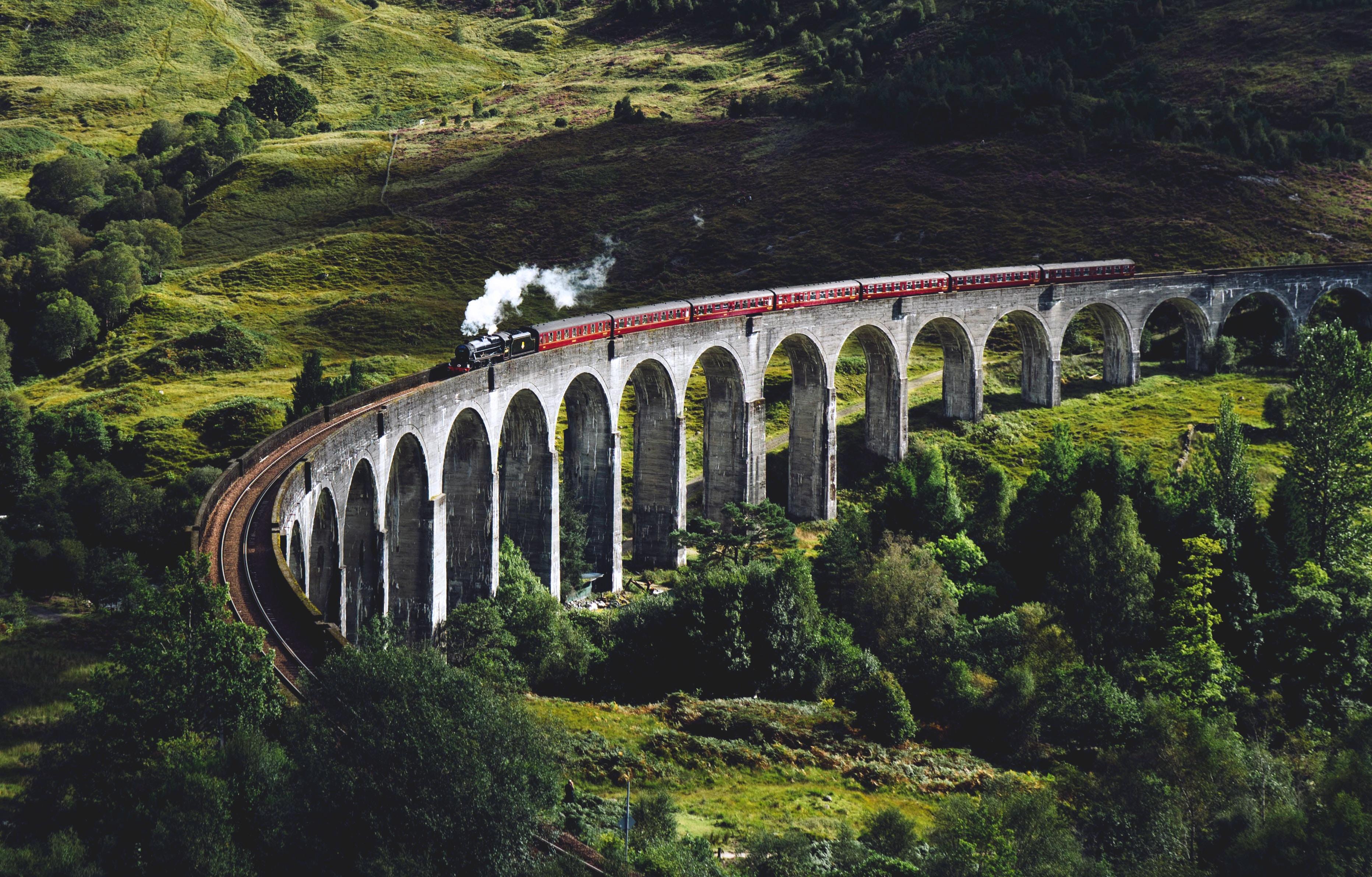 移動の進化を振り返るその4~鉄道の登場とその歴史~