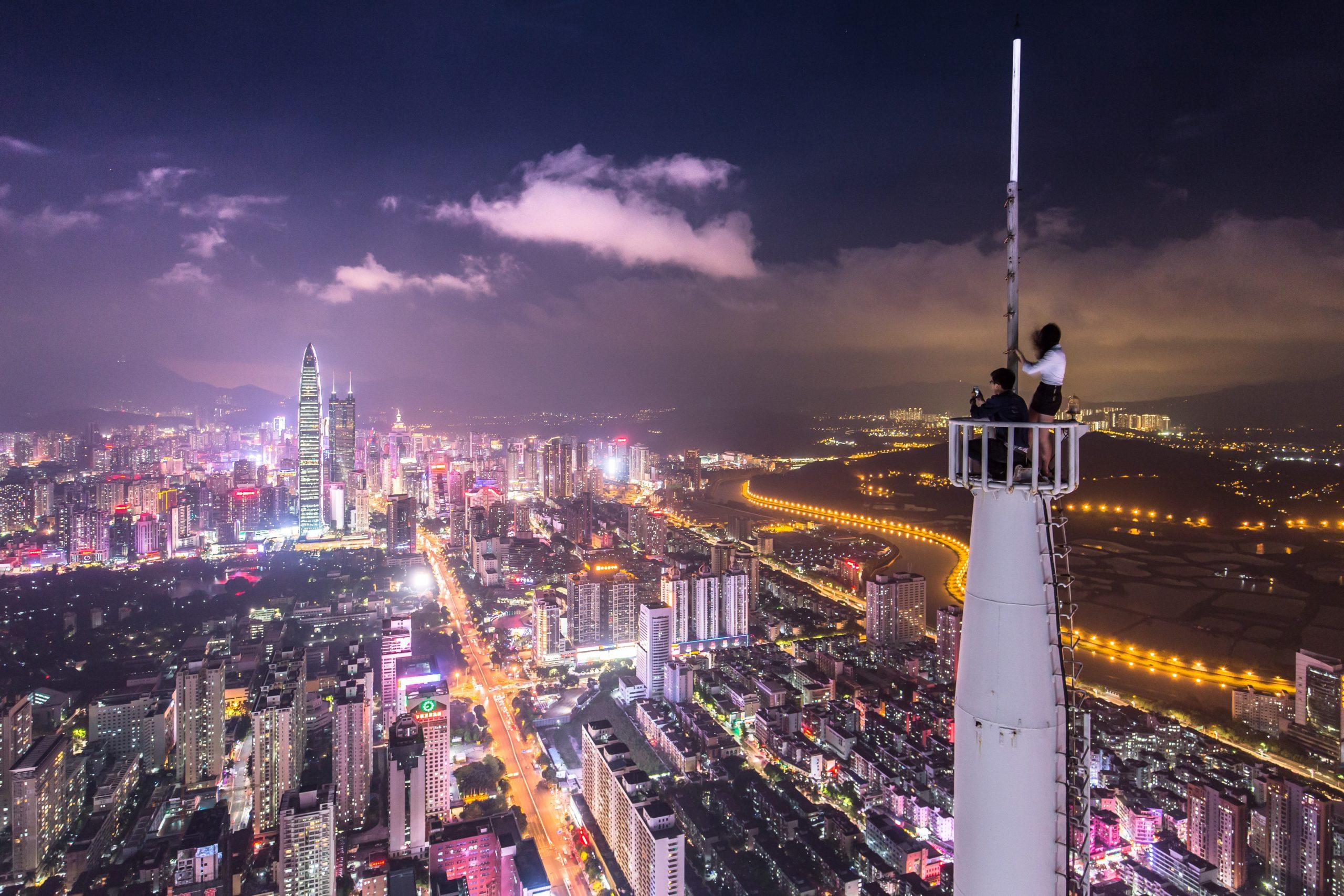 世界が注目している?中国で進むスマートシティの取組とは